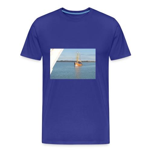 Fischkutter - Männer Premium T-Shirt