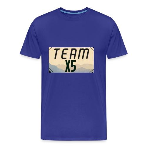 7BB71DB1 43D4 4F7A A954 605057A72CA5 - Men's Premium T-Shirt