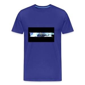 Limited Edition Banner Merch - Men's Premium T-Shirt