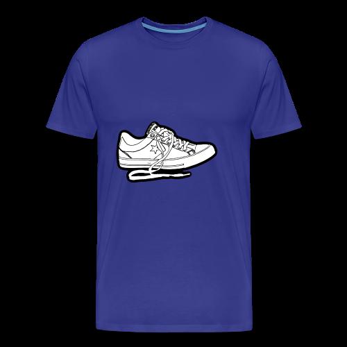 sneaker1 - Premium-T-shirt herr