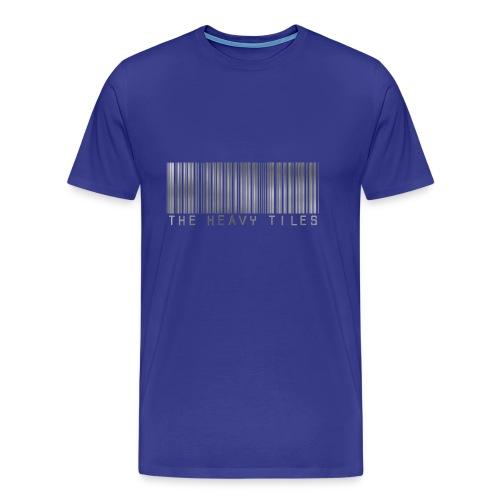 The Heavy Tiles Barcode collection - Maglietta Premium da uomo