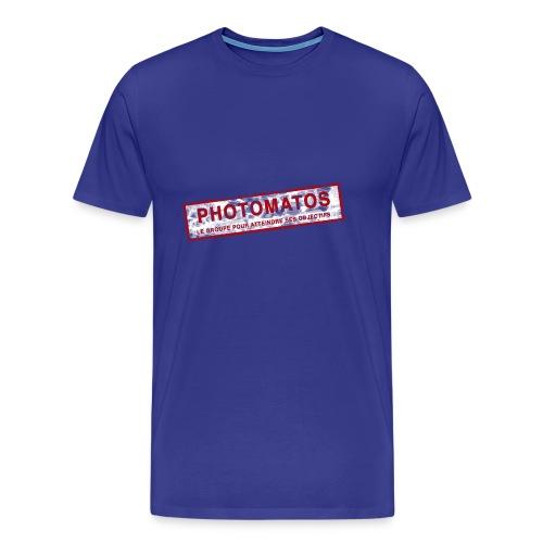 PhotoMatos - T-shirt Premium Homme