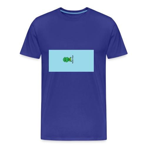 Women's Short - Sleeved Top with Turtle Design - Men's Premium T-Shirt