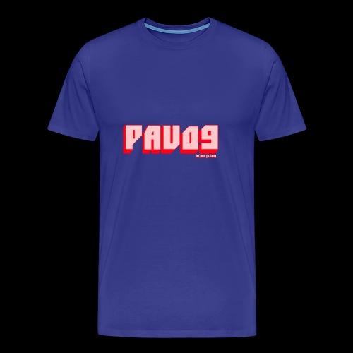 SNAPBACK PAVO9 - Men's Premium T-Shirt