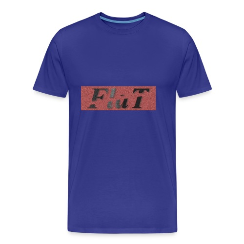 FlaT - Koszulka męska Premium