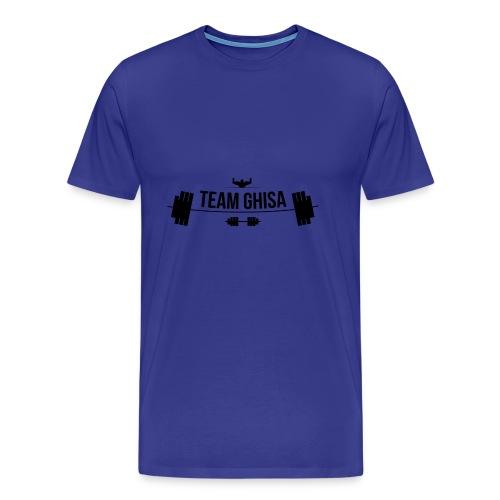 TEAMGHISALOGO - Maglietta Premium da uomo