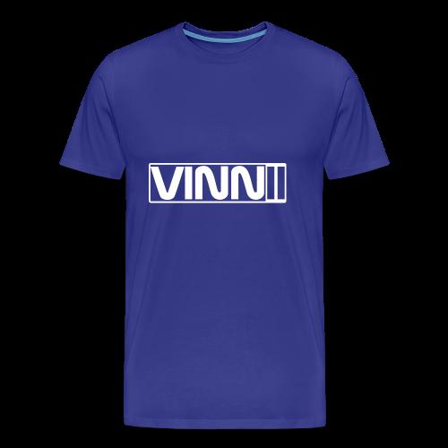 Vinnii Cap - Mannen Premium T-shirt