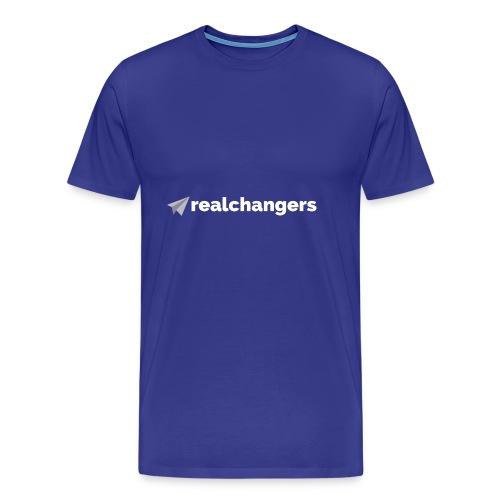 realchangers - Men's Premium T-Shirt
