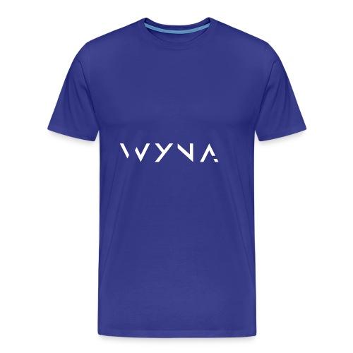 WYNA Basic 1 - Männer Premium T-Shirt