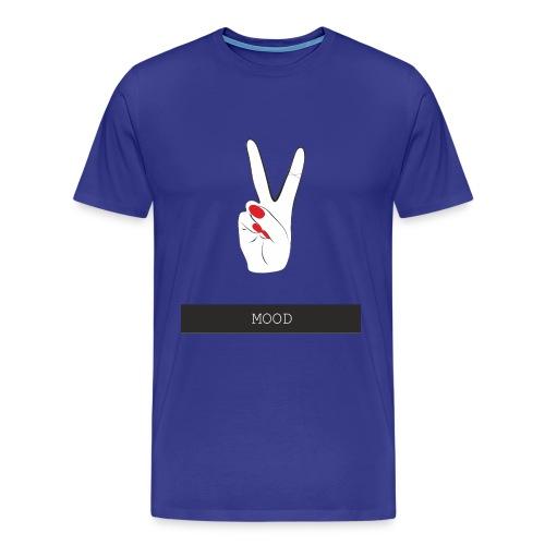 Mood - wie ist deine Stimmung - Freedom - Männer Premium T-Shirt