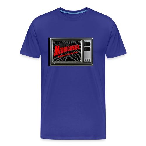 Mediaganda Logo - Männer Premium T-Shirt
