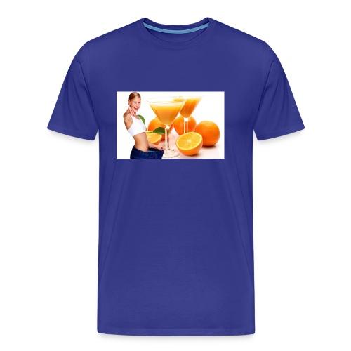 Uwes Network-Shop-T-Shirt - Männer Premium T-Shirt