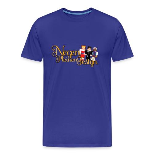 Muismatje - Mannen Premium T-shirt
