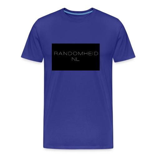 RandomheidNL trui - Mannen Premium T-shirt