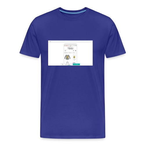 00-1_Preview_Mobile - Männer Premium T-Shirt