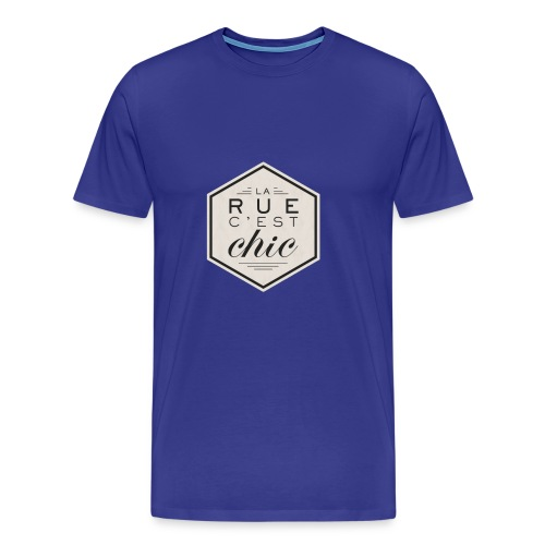 la rue c'est chic - T-shirt Premium Homme