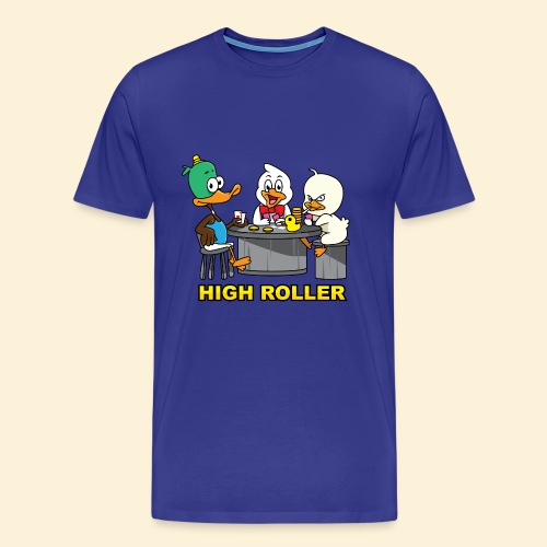High Roller - Männer Premium T-Shirt