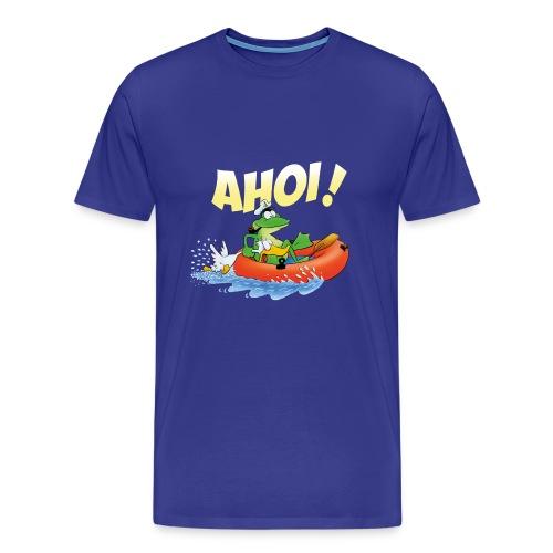froschspeed ahoi - Männer Premium T-Shirt