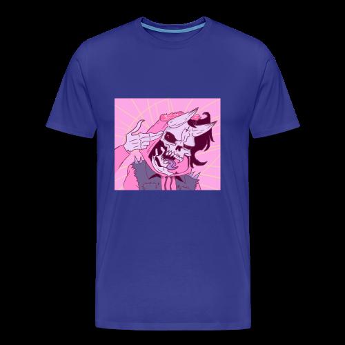BigInGoes (3) - Men's Premium T-Shirt