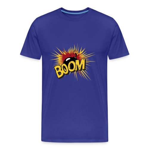 BOOM ! - T-shirt Premium Homme