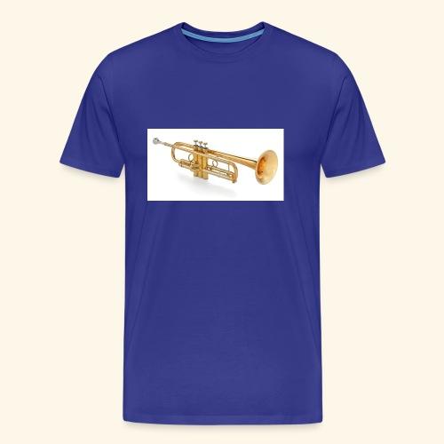 trompete - Männer Premium T-Shirt