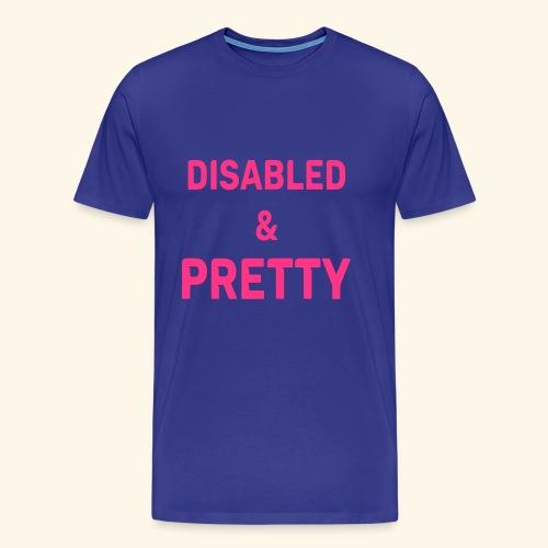 pretty1 - Mannen Premium T-shirt