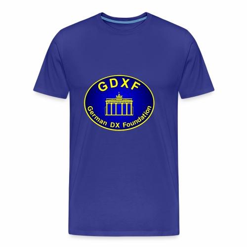 GDXF Logo - Männer Premium T-Shirt