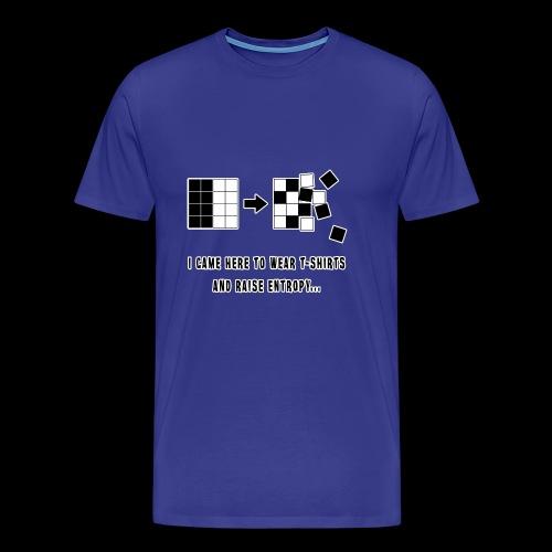 Entropy Shirt - Men's Premium T-Shirt