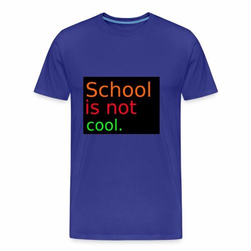 Schulmerch - Männer Premium T-Shirt