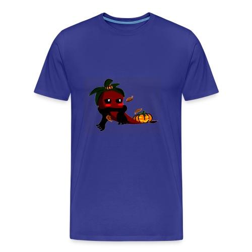 Die süsse herbst Chilli - Männer Premium T-Shirt