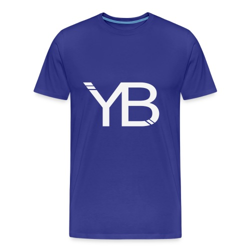 YB Sweater - Mannen Premium T-shirt