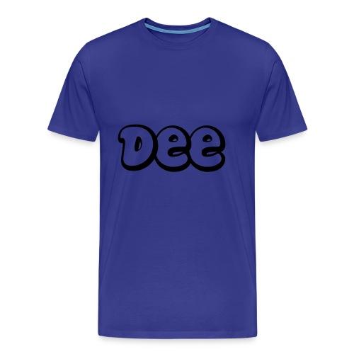Dee Teddy Bear! - Mannen Premium T-shirt