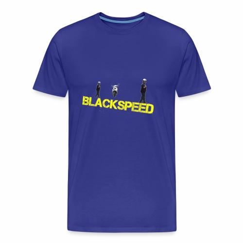 BLACKSPEED Design - Männer Premium T-Shirt