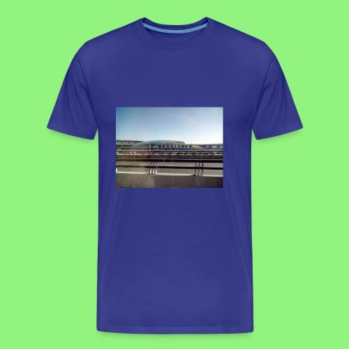 Chinesische Kultur - Männer Premium T-Shirt