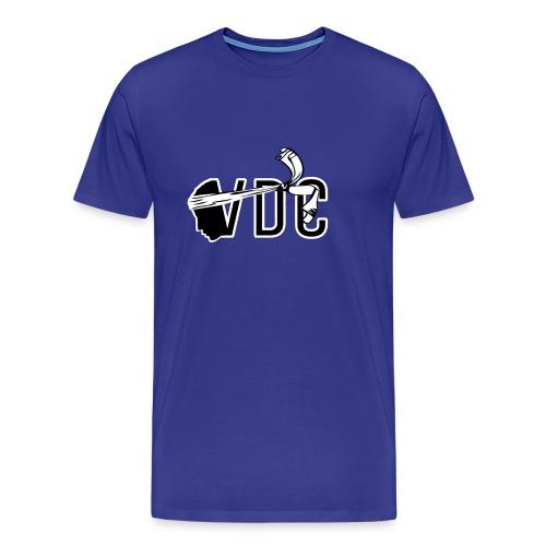 Voce di Corsica logo 2 - T-shirt Premium Homme