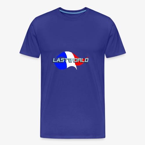 Collection LastWorld Drapeau Français - T-shirt Premium Homme