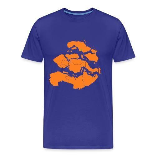Zeeland Zierikzee - Männer Premium T-Shirt