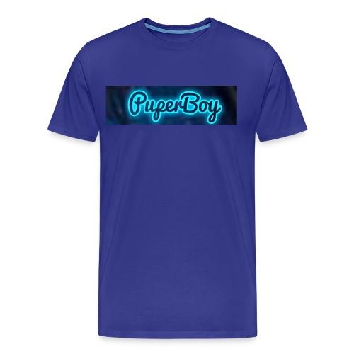 Puper - Männer Premium T-Shirt