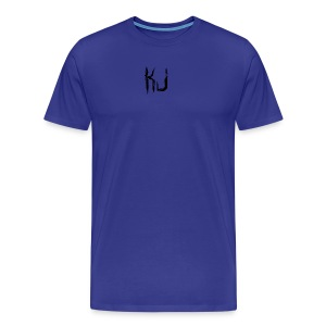kj logo - Men's Premium T-Shirt