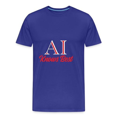 Trust the AI - Men's Premium T-Shirt