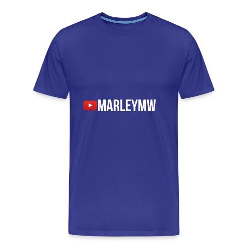 MarleyMW Name Merch - Men's Premium T-Shirt