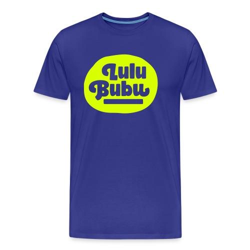 Lulububu-Logo - Männer Premium T-Shirt