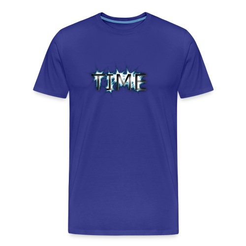 Timefrost - Männer Premium T-Shirt