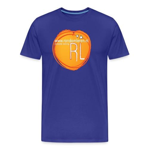 RONDOMLEREN - Mannen Premium T-shirt