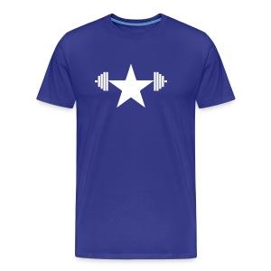 The Tough Star - Men's Premium T-Shirt