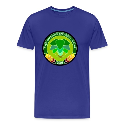 Ribe Omegns Bryggerlaug 2018 - Herre premium T-shirt