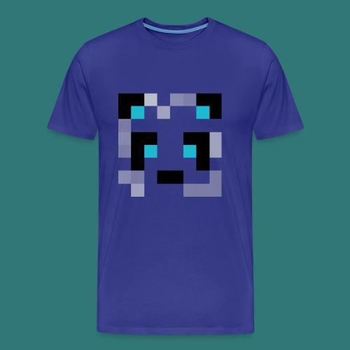 Dustino0's panda - Men's Premium T-Shirt