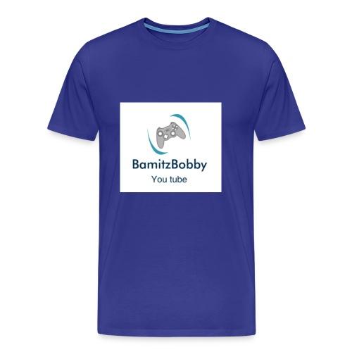 BamitzBobbyMerch - Men's Premium T-Shirt
