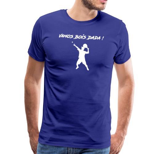 vamos bois dada - T-shirt Premium Homme