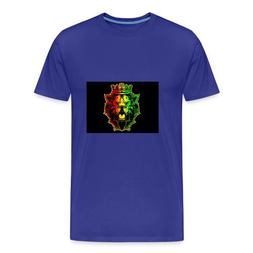 Printmasta FRESH - Herre premium T-shirt